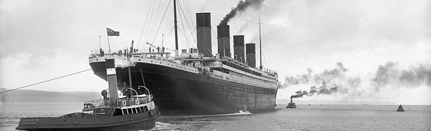 5 Ridiculous Titanic Tales That Didn't Make The Movie