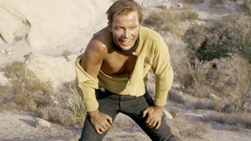Gene Roddenberry Wrote A 'Star Trek' Movie In Which Kirk Fights Jesus