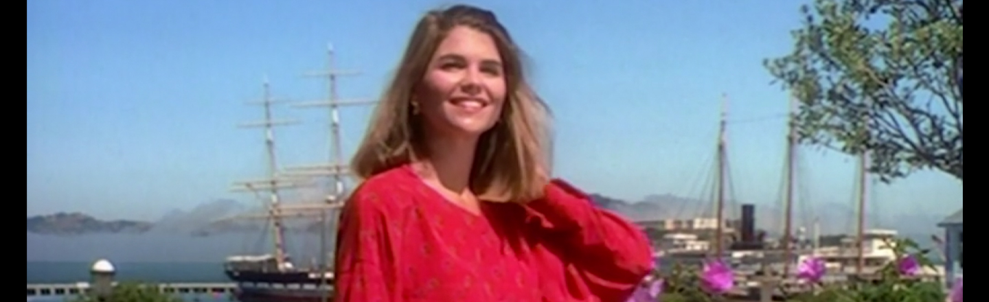 Aunt Becky is Finally Out Of The Can