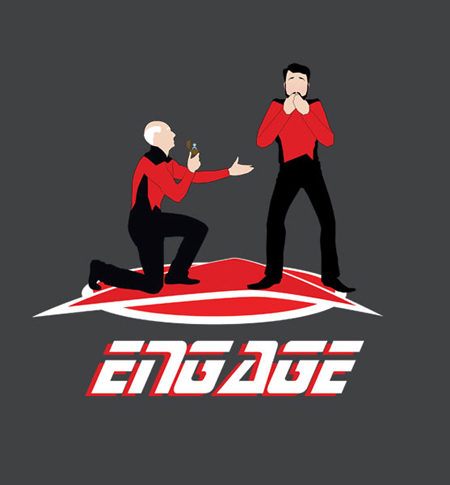2 New Shirts for Picard and NES Lovers and 1 Huge Sale