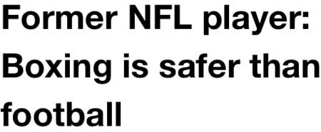 I'm Not Telling You To Stop Watching NFL (But You Will)