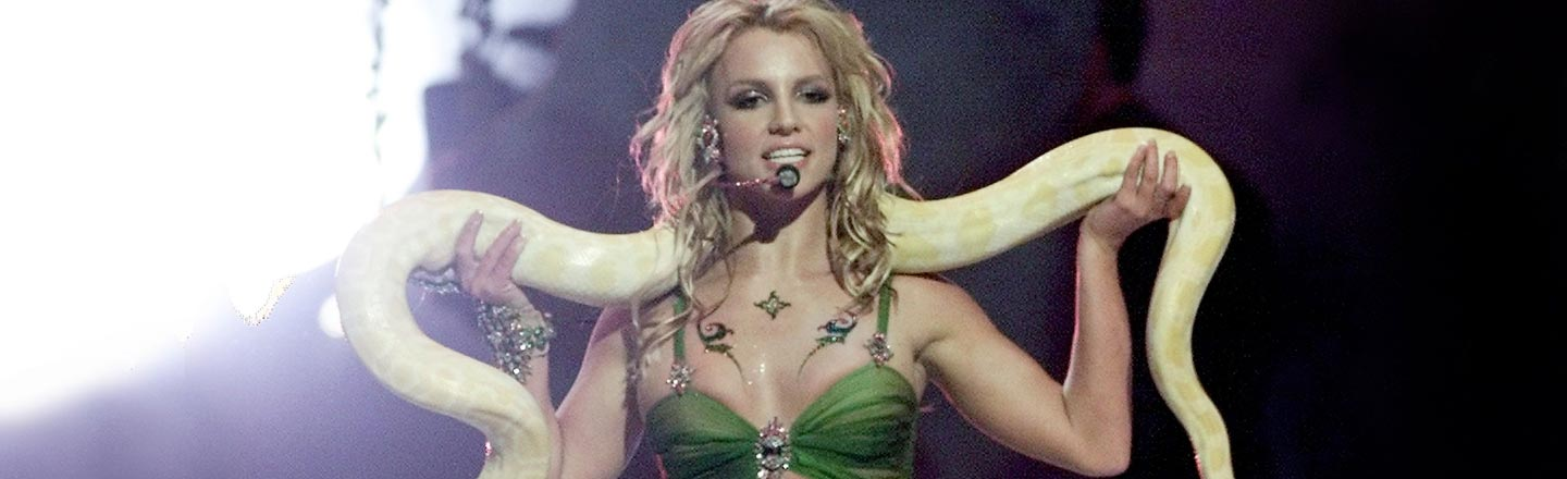 Britney Spears And 'Tiger King' Is Complicated