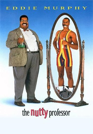 5 Classic Characters Nearly Every Adaptation Gets Wrong - a poster for the Nutty Professor starring Eddie Murphy