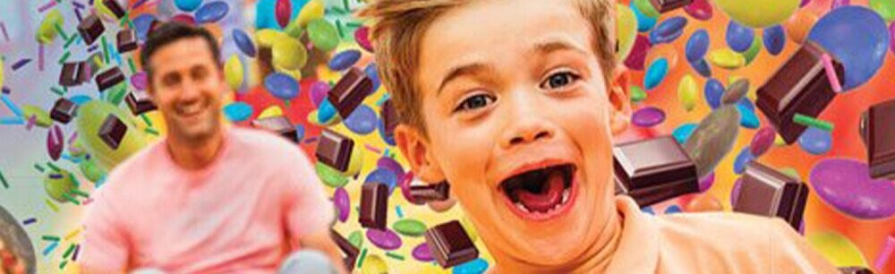The Candy Land Board Game Is Inspired By Sad, Sick Children (VIDEO)