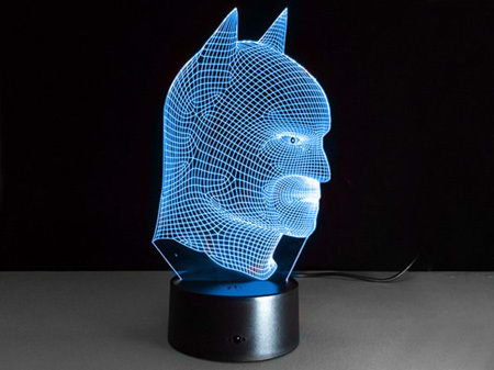 Grab A Superhero Lamp And Stay Safe In The Dark Of Night