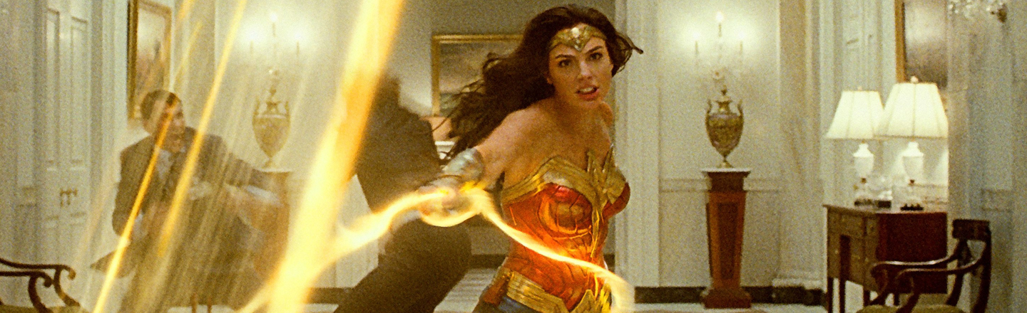 If 'Wonder Woman 1984' Was 10 Times Shorter and 100 Times More Honest