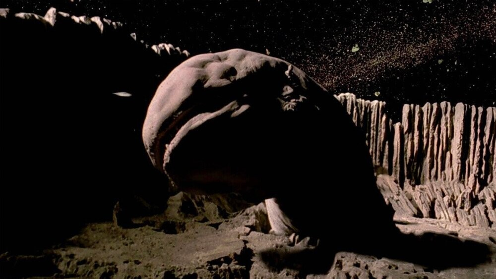 Star Wars' Saddest Character Is The Space Slug (No, Seriously)