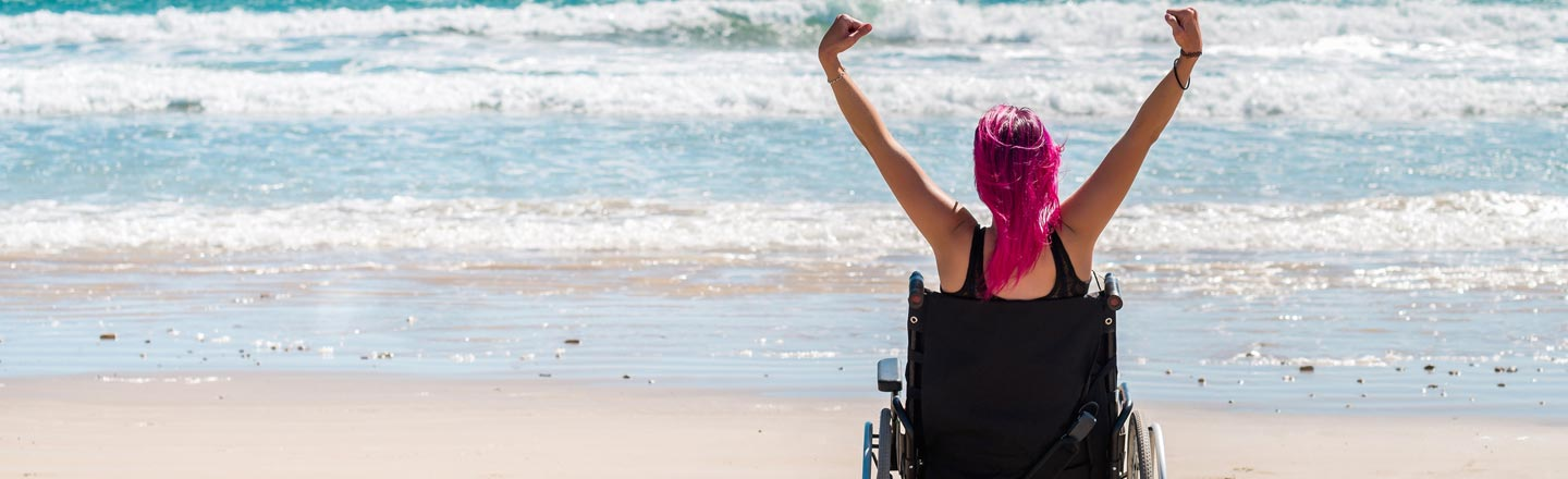 I'm In A Wheelchair: Here's 5 Truly Awesome Things About It