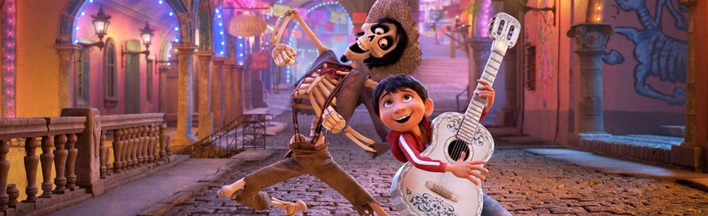 Why The Afterlife In Pixar's 'Coco' Is Secretly Terrifying