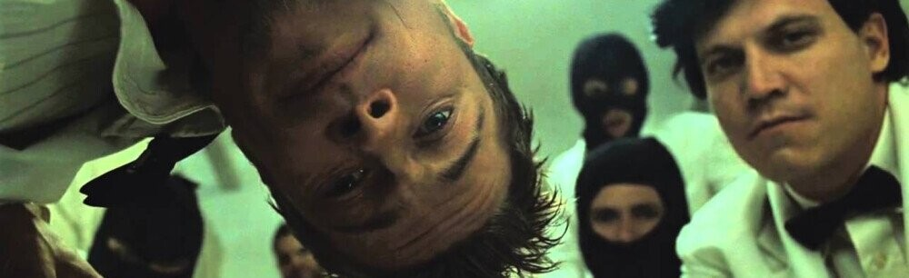 How Burning Man Helped Create 'Fight Club'
