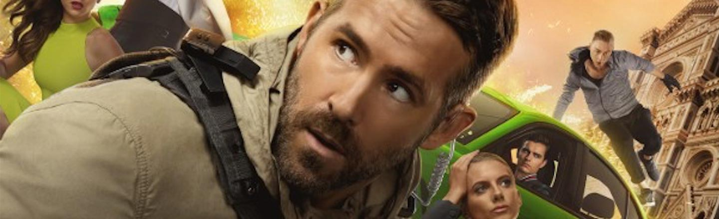 The Poster For Michael Bay's New Movie Is Pristine Stupidity