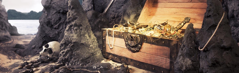 4 Reasons Searching For Buried Treasure Sucks IRL