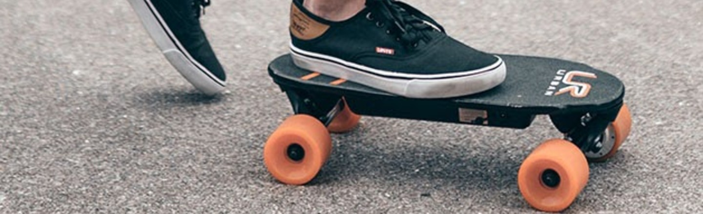 Take An Extra 15% Off This Already Discounted E-Skateboard For Labor Day