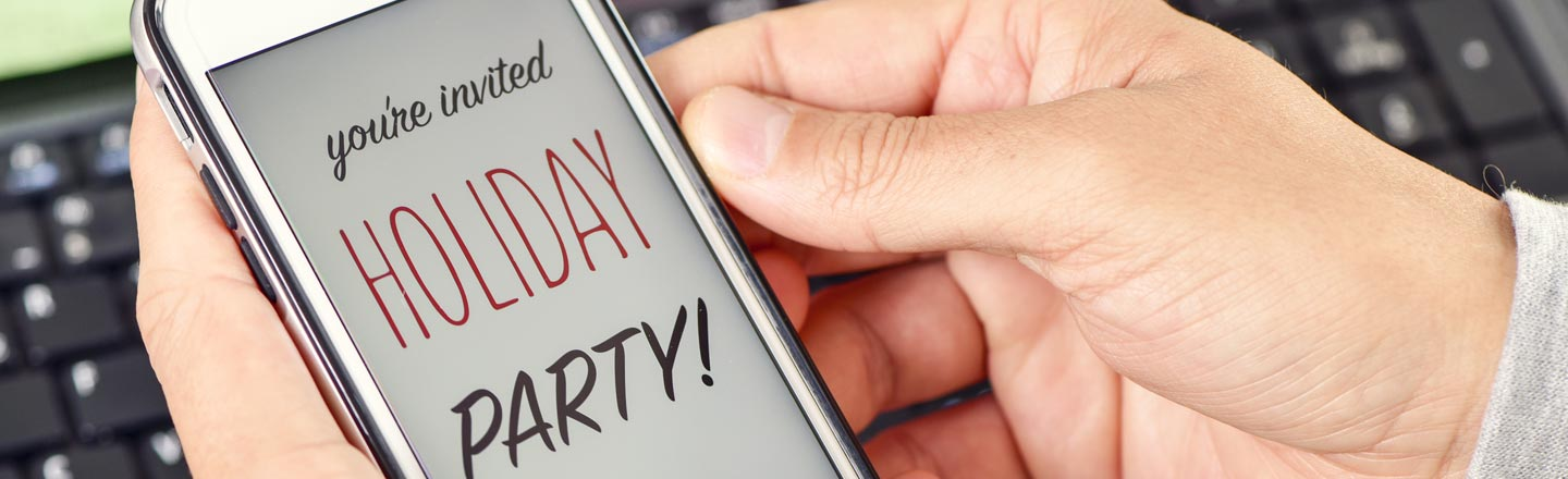Guy Accidentally Invites 25,000 Strangers To Holiday Party