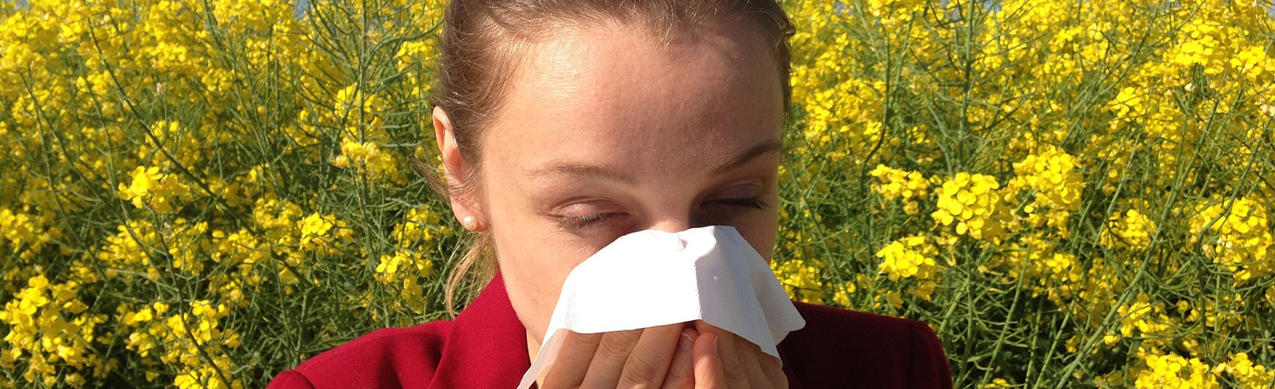 Allergy Season Is Getting Worse And 'Botanical Sexism' Is To Blame