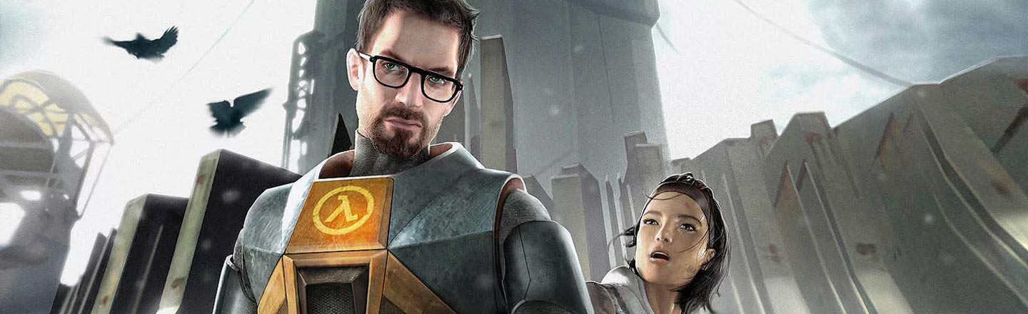 A New 'Half-Life' Game Is Coming Only To VR As A Cruel Joke