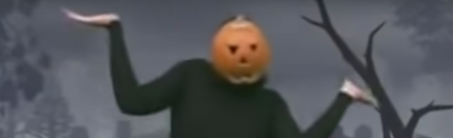 Who Exactly Is The Internet's Dancing Pumpkin Man?