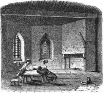 We don't house them in friggin' <a href=https://en.wikipedia.org/wiki/St_Briavels_Castle#18th_and_19th_centuries target=_blank>castles</a> anymore, for one thing.