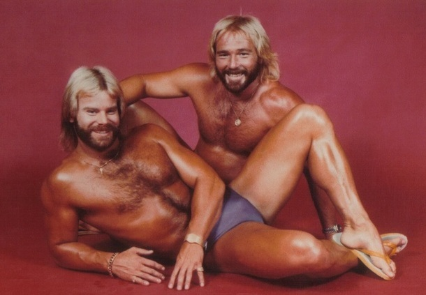 The 10 Greatest Wrestler Glamour Shots of All Time