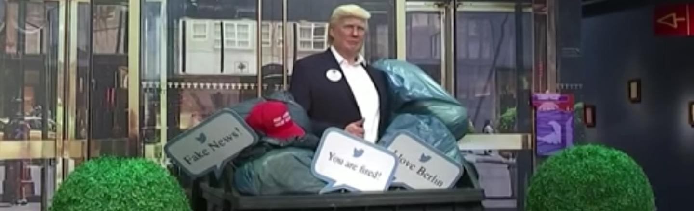 Madame Tussauds Dumps Trump -- Literally