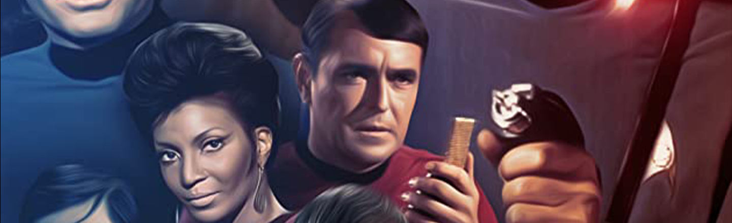 Ashes of Star Trek's Original Scotty Are Aboard the International Space Station