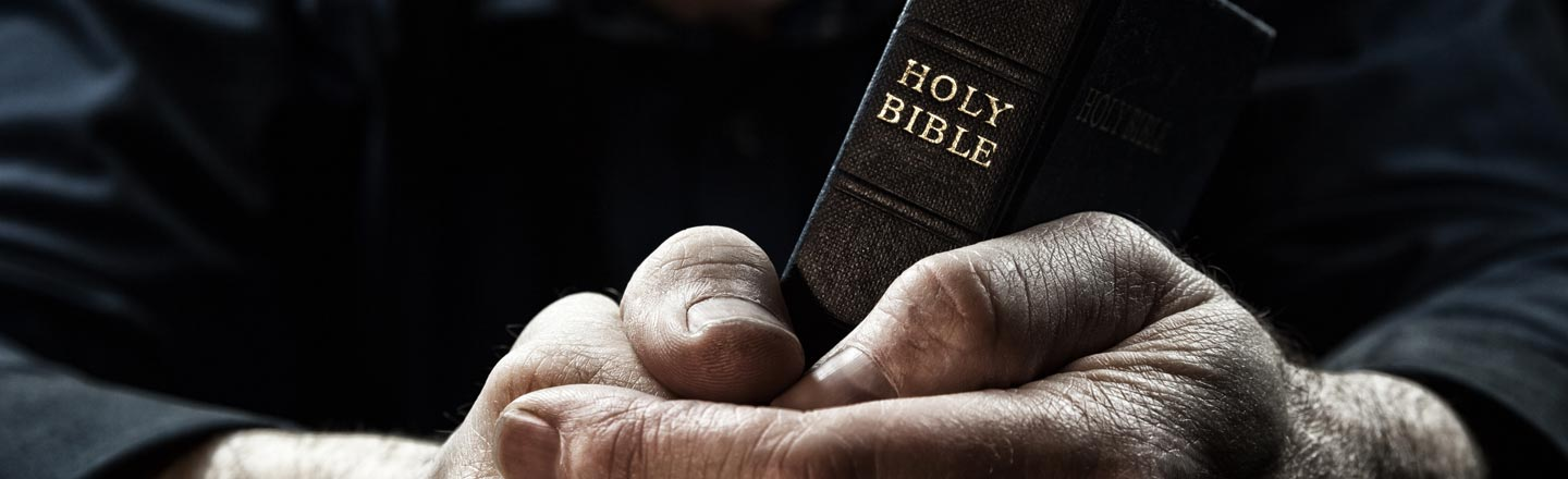 7 Stories So Ridiculous They Got Left Out Of The Bible
