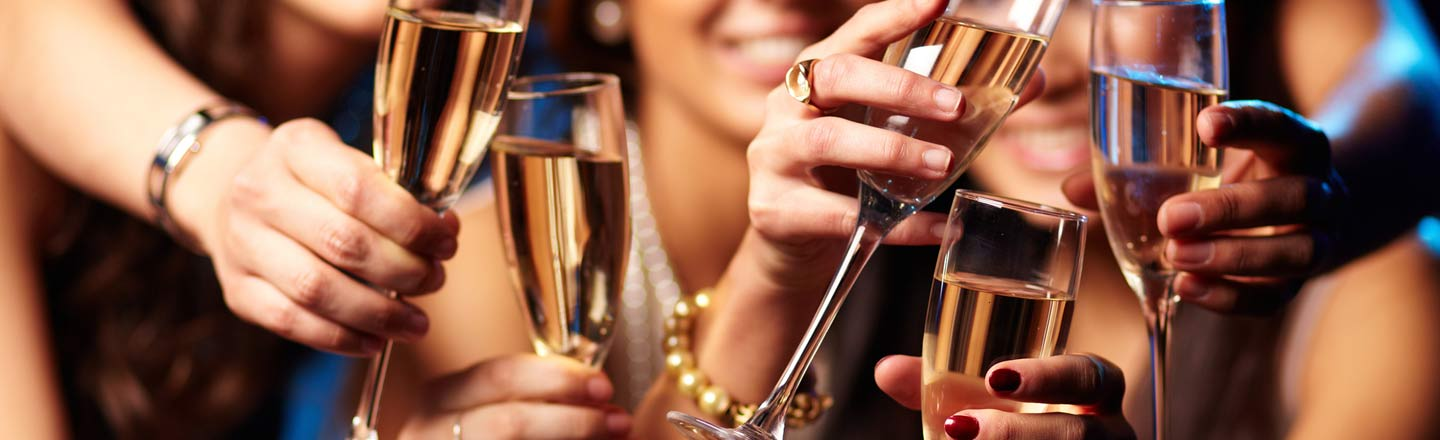 5 Things Everyone Is Guilty Of When Hosting New Year's Eve