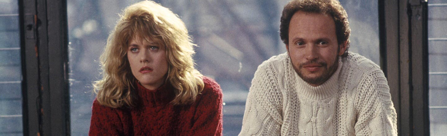5 Romantic Comedy Tropes That Would Be Creepy In Real Life