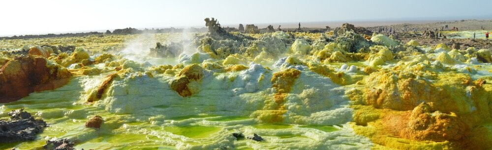 55 Unbelievable Places Around The World