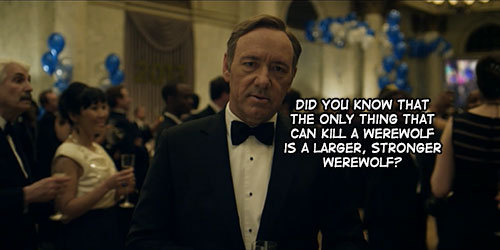7 Ways 'House of Cards' Could Be the Best Comedy on TV