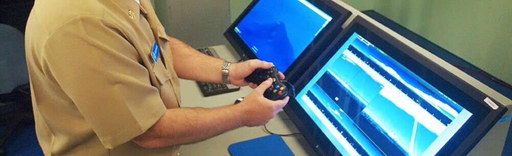 The Navy Replaced A Sub's Controls With An Xbox Gamepad
