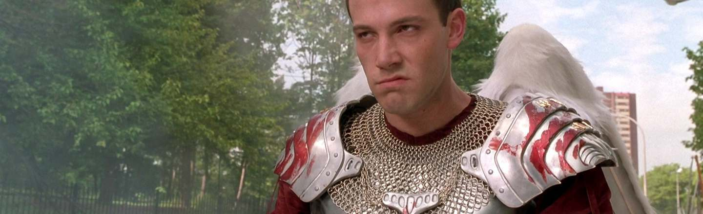 8 Ways To Make Yourself A Better Person (With Ben Affleck)