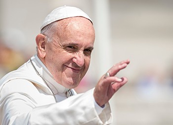 5 Dumb Garbage Conspiracy Theories Spreading Right Now | Pope Francis