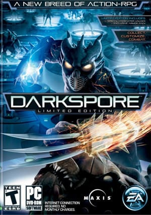 We're calling it <i>Darkspore</i> for now, but we can top that. -- the developers, who absolutely could not top that