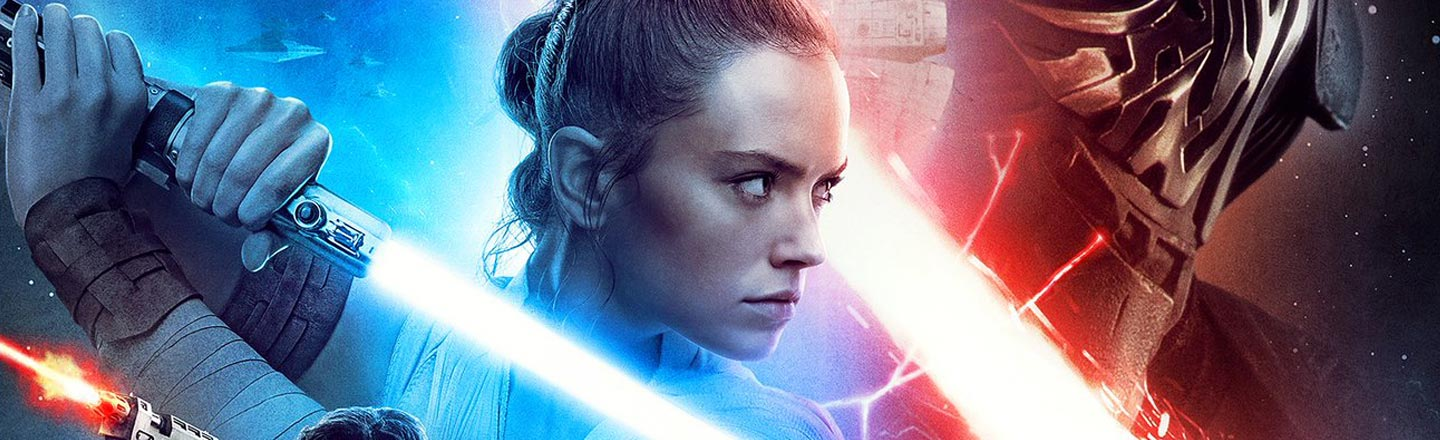 Rise of Skywalker Poses Questions So You Can Buy The Answers