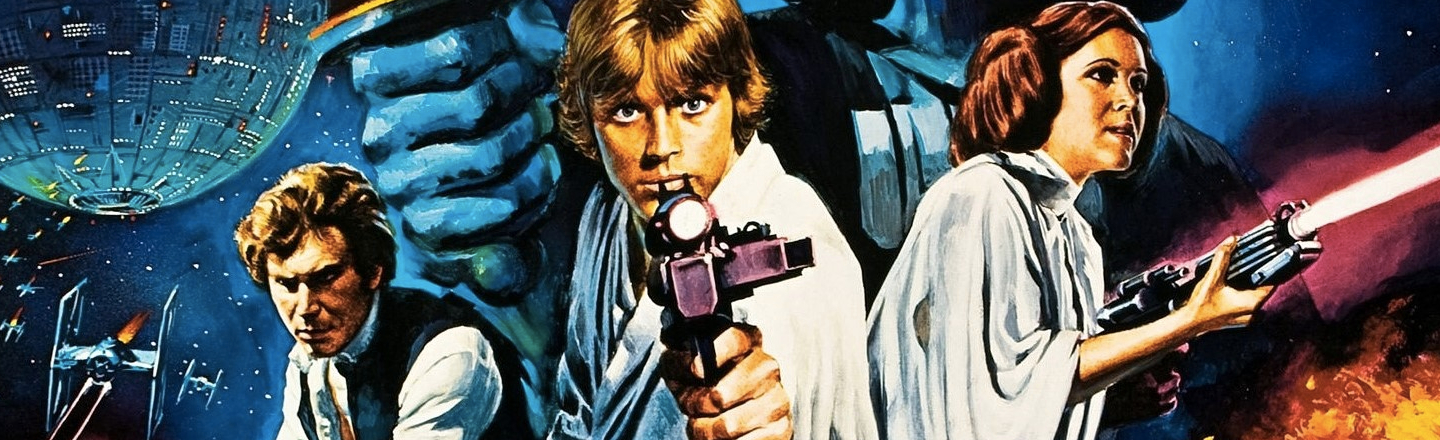 5 Weird Things You Notice Watching 'Star Wars,' Minute By Minute