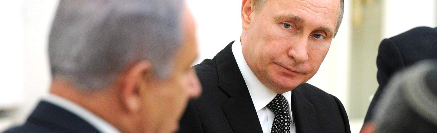 4 Horrifying Things You Need To Know About Vladimir Putin