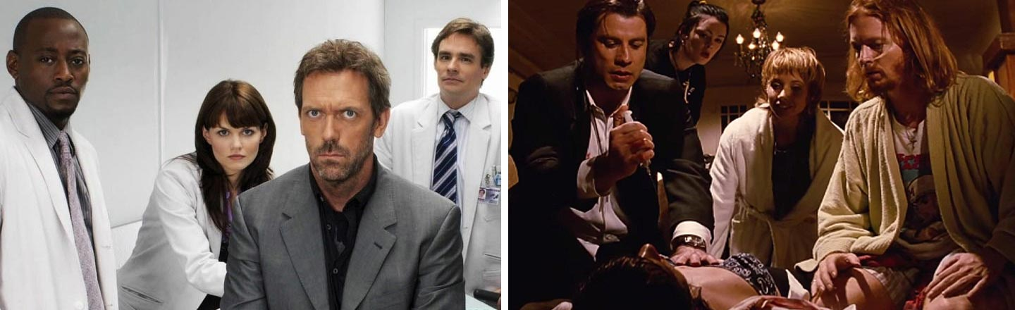 6 Medical Myths Hollywood Needs To Stop Using