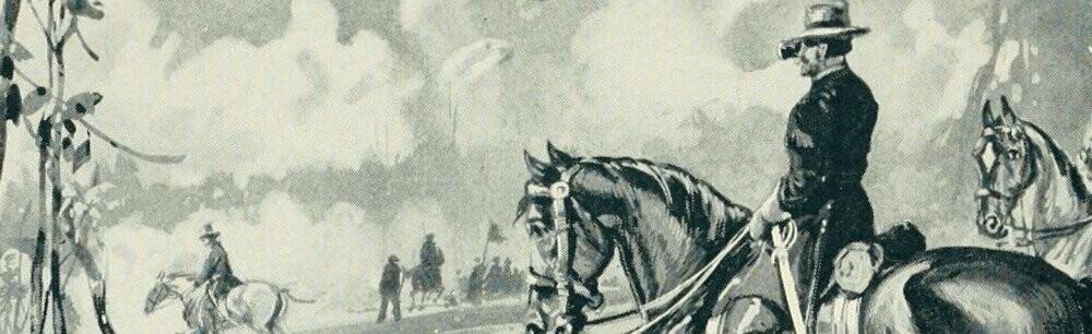 The Civil War Had A Glow-In-The-Dark Battle