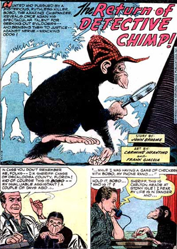 5 Weirdly Specific Trends From When Comic Books Were Insane