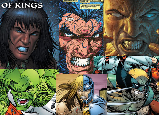 5 Ridiculous Things That Show Up in the Art of Every Comic