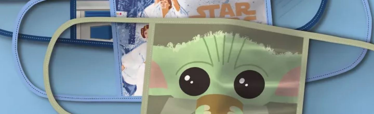 Five Months Ago, Who Saw Disney Selling Pandemic Masks?