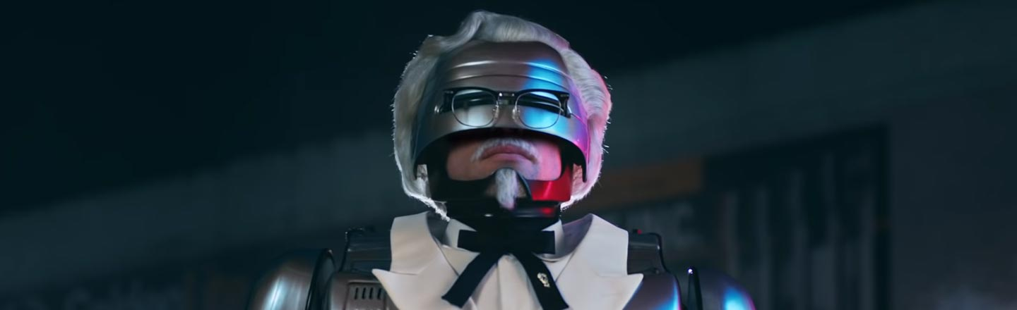 KFC Just Ruined 'RoboCop' Forever