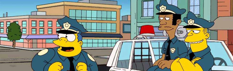 Chief Wiggum Is Legit The Most Realistic Portrayal of Modern Policing