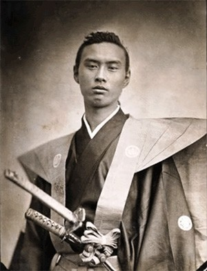 5 Photos Of The Past That Look Like Trippy Fantasy - Ikeda Nagaoki, a notably handsome samurai