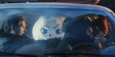 6 Special FX Of The Past (That Now Look Intensely Disturbing) - scene from the movie Jack Frost