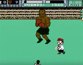 5 Video Game Series That Had Weird Moments Everyone Forgets - Mike Tyson's Punch-Out