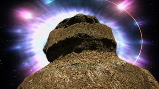 To say that aliens built ancient monuments is not only crazy, but also racist