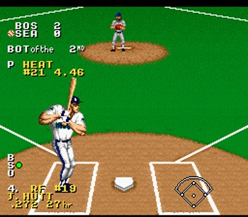 5 Video Game Series That Had Weird Moments Everyone Forgets - Ken Griffey Jr. Baseball