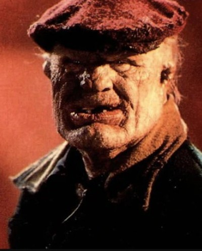 6 Special FX Of The Past (That Now Look Intensely Disturbing) - The Tramp from Dick Tracy